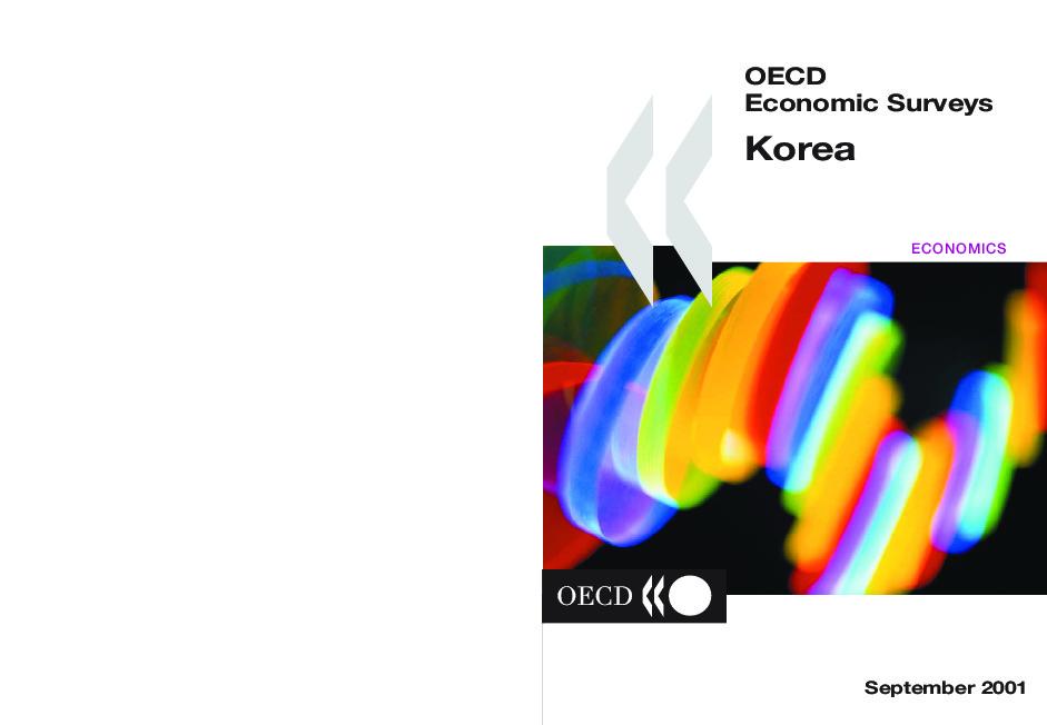OECD-Korea2000-2001