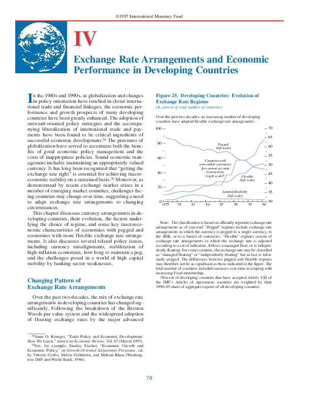 World Economic Outlook October 1997 -4