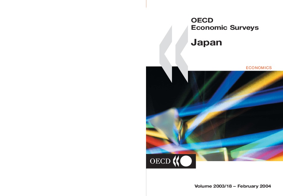 OECD-Japan2003