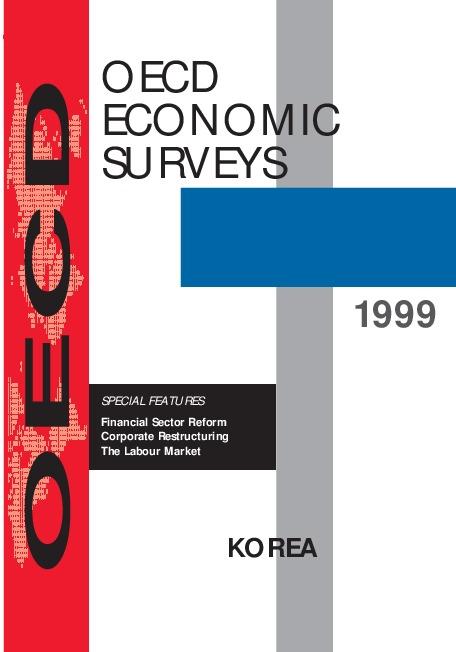 OECD-Korea1998-1999-1