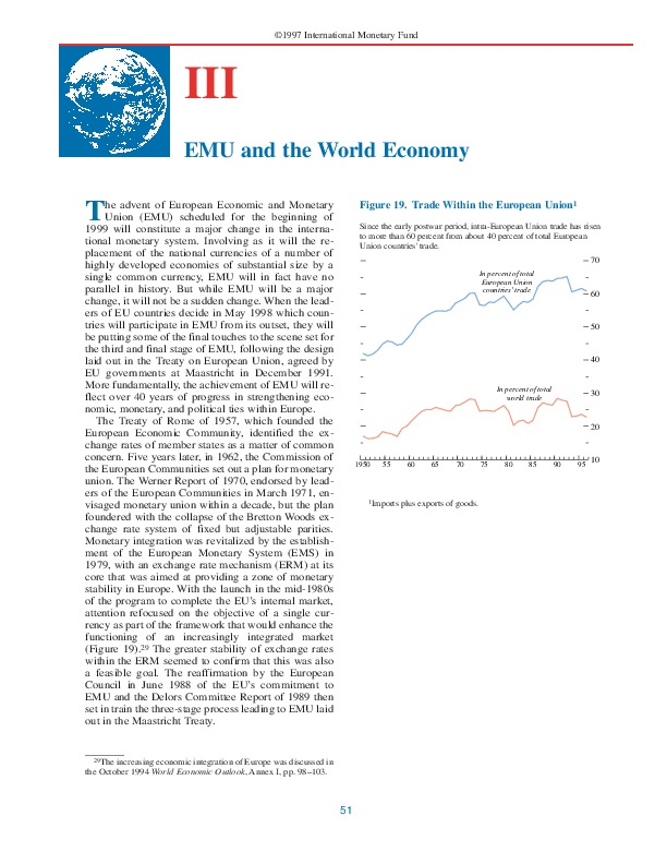 World Economic Outlook October 1997 -3
