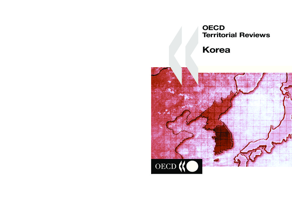 OECD Territorial Review Korea 2001