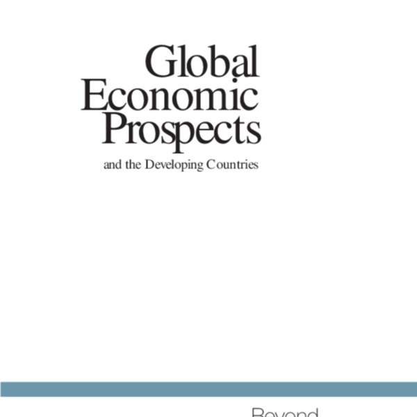 Global Economic Prospects for Developing Countries 1998-99 Beyond Financial Crisis [Front Matter]